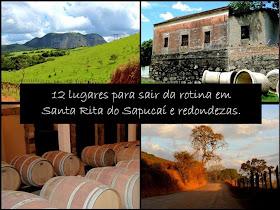 Cidade Criativa, Cidade Feliz: 12 lugares para sair da rotina em Santa Rita do Sapucaí e redondezas