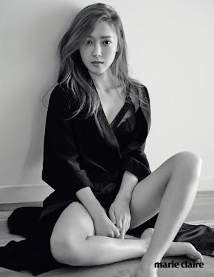 Jessica Jung - Marie Claire Magazine June Issue 2015