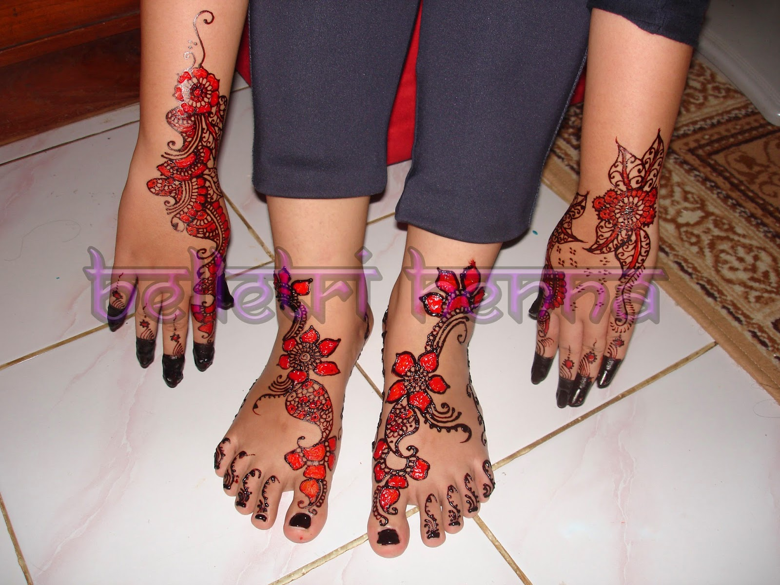 BELLETRI HENNA May 2014