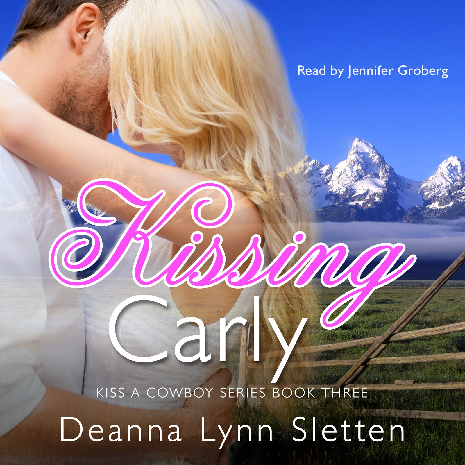 Kissing Carly ~ Audiobook