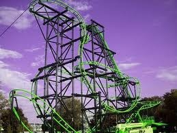 Green Lantern Movie World Gold Coast Sally And Alison Rate The