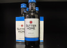 Sutter Home Mini Wine Bottles