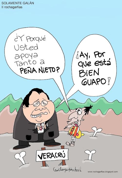 DEBILIDADES DE JAVIER DUARTE.