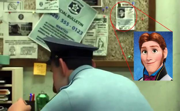 Ja I Frozen 99 Teoria Wszystkiego