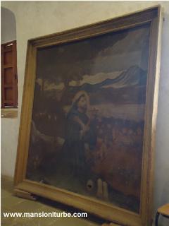 Arte Colonial Mexicano en el Ex Convento de Tzintzuntzan