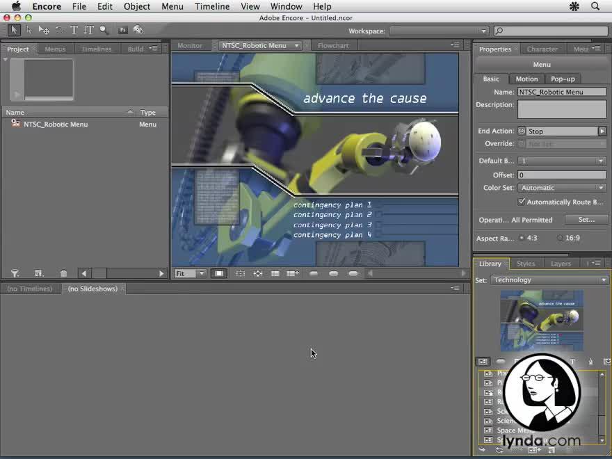 Программа Adobe Encore Cs6