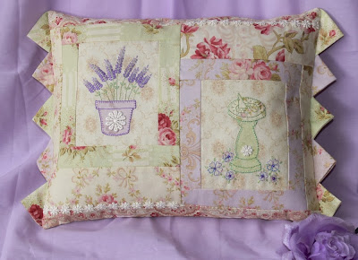 val laird designs journey of a stitcher cushions. Black Bedroom Furniture Sets. Home Design Ideas