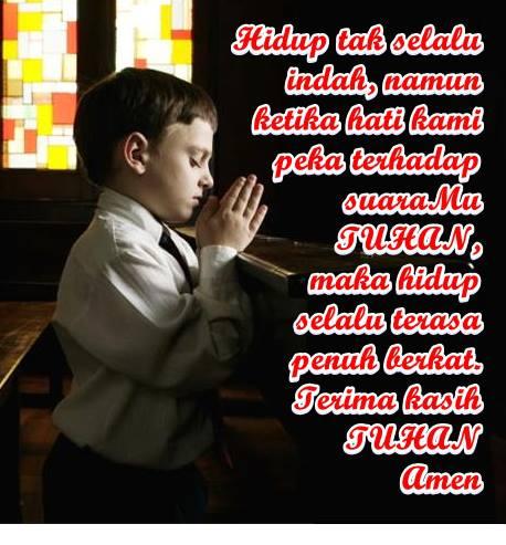kata - kata bijak rohani kristen