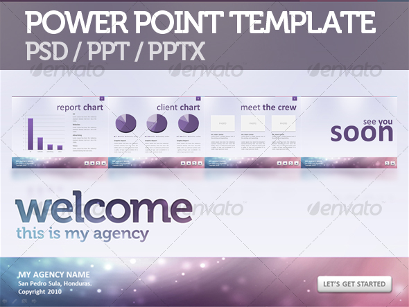 Préférence Des modèles de présentations Powerpoint classes et gratuits  VQ07