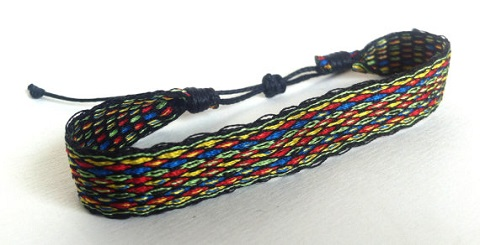 Card Woven Friendship Bracelets By A Real Sailor