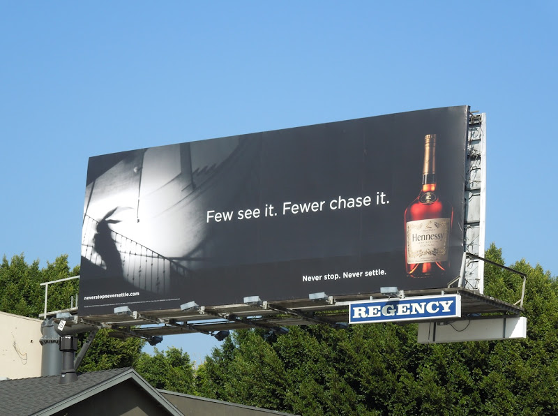 Hennessy Few see it billboard