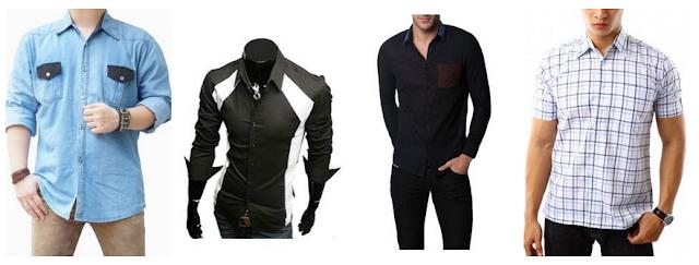 Gambar Baju Kemeja Pria