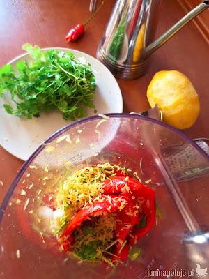 paprykowa salsa chilli