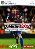 Download Pro Evolution Soccer 2013 Patch v 2.0