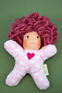 Tansy Dolls new pocket dolls waldorf steiner all-natural, earth-friendly