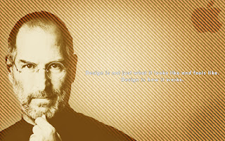Steve Jobs Apple Old Ceo HD Quote Wallpaper