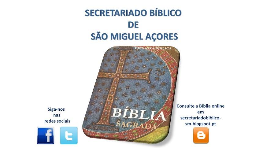 Secretariado Bíblico de São Miguel Açores