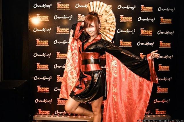 Alodia Gosengfiao for Chowking