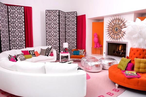 Diseño de Interiores de Casas: Cortinas