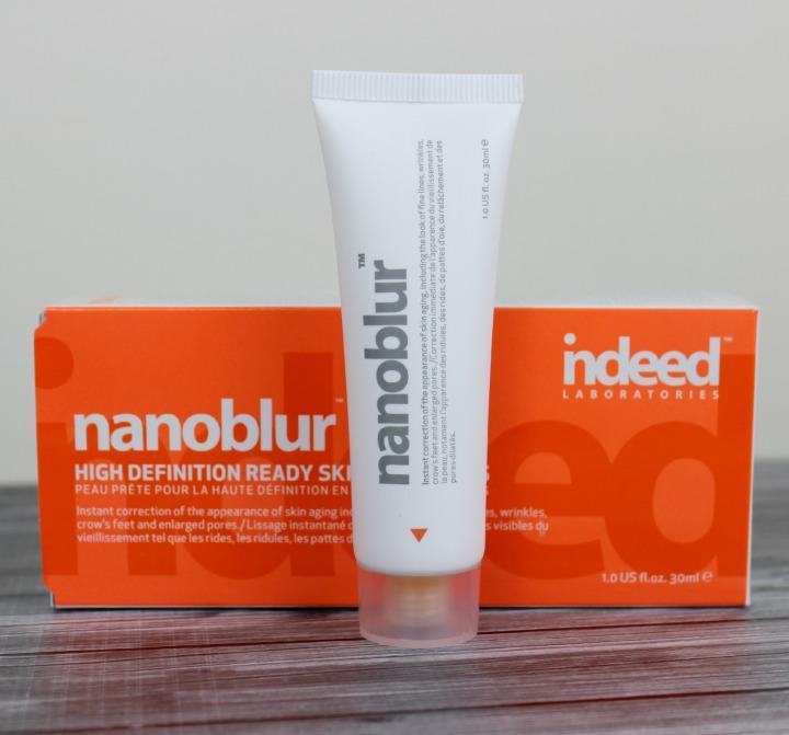 Indeed Laboratories Nanoblur HD Ready Skin in Seconds