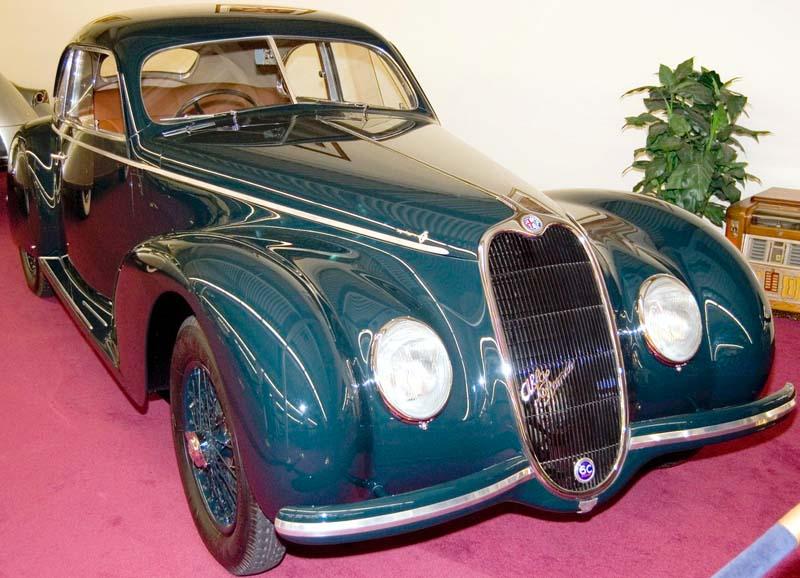 1939 Alfa Romeo 6C 2500 Super Sport picture 1