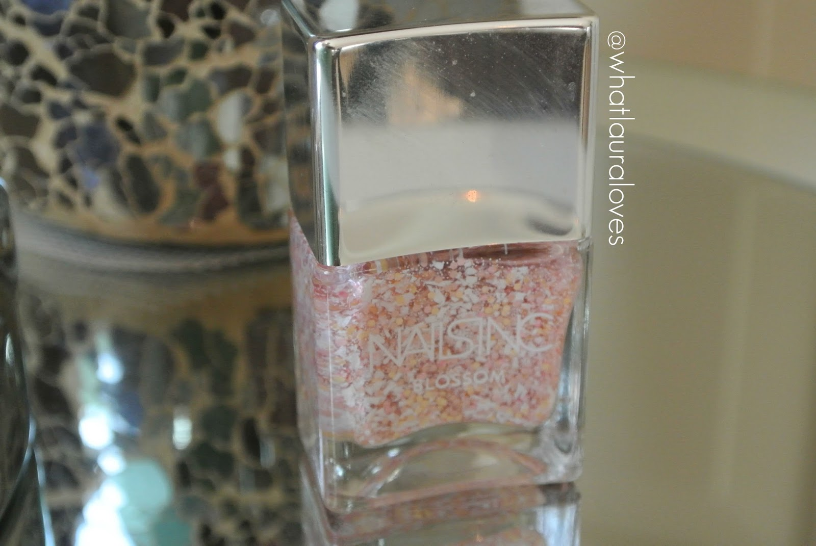 Nails Inc Cherry Garden Street Blossom Collection Limited Edition Review
