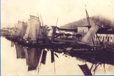 Porto de São Félix e seus Famosos Saveiros