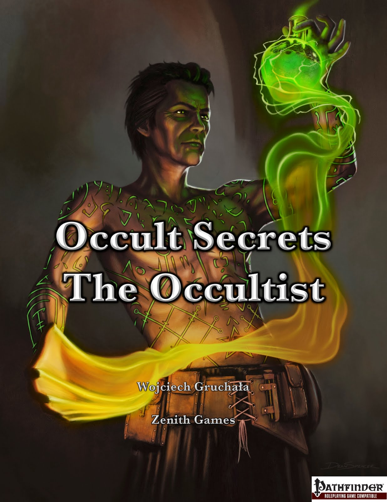 Occult Secrets: The Occultist