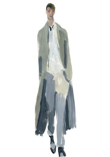 Men fashion illustration - photo#27