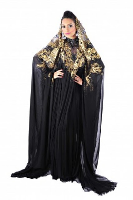 Wedding-Abayas-Styles