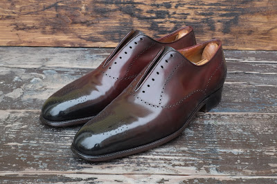 Repatination from Dandy Shoe Care