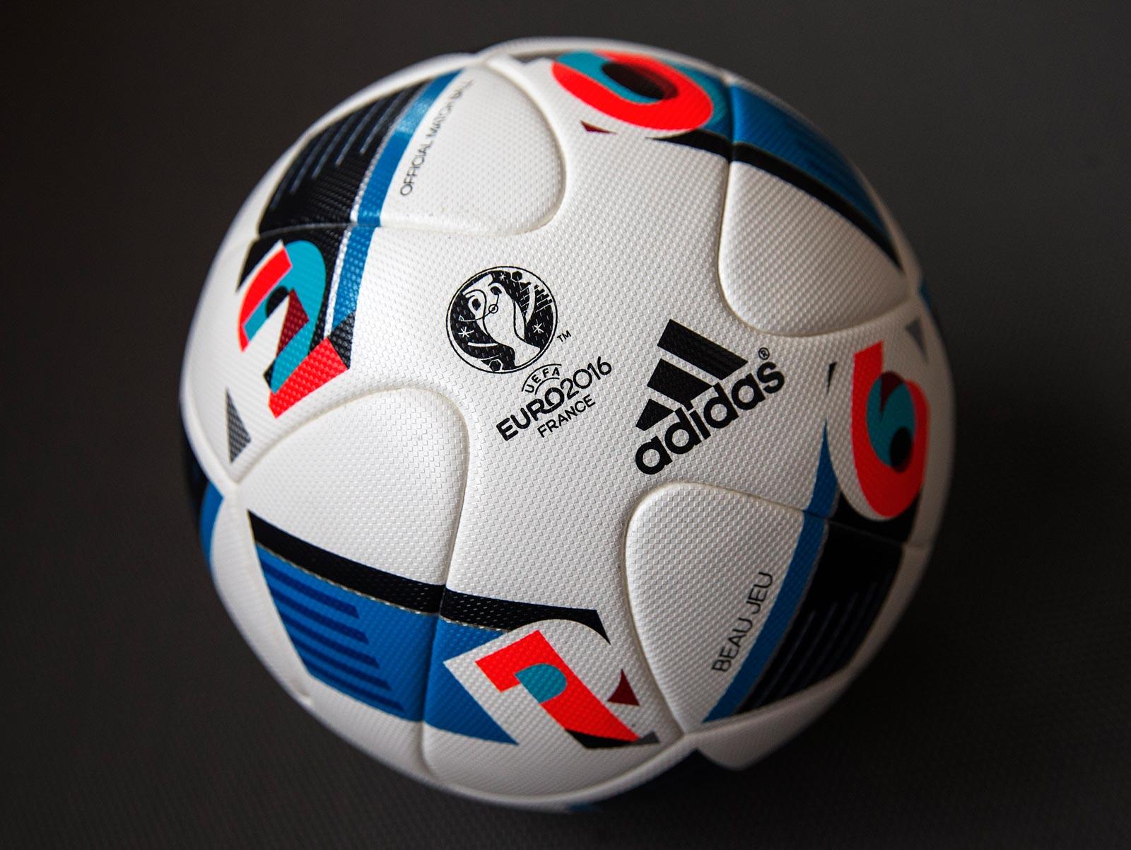 мяч спорт EURO 2016 adidas  № 3918534 без смс