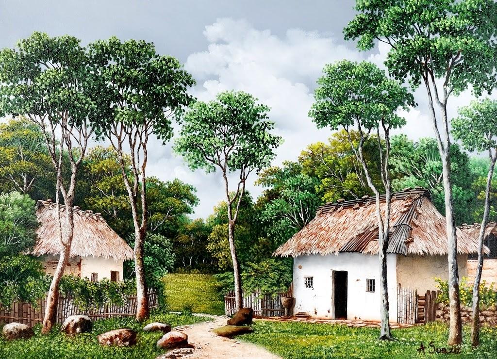 pinturas-de-paisajes-rurales