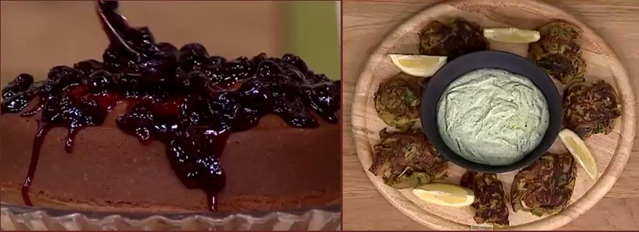 Σήμερα στο Καντο όπως ο Άκης: φριτούρες πράσου, νιόκι με μελιτζάνα και κέικ με τυρί κρέμα! Βίντεο και υλικά
