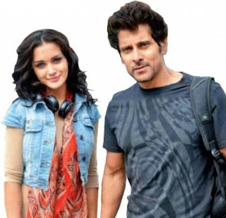 Vikram Alias For Hard Work - I Movie