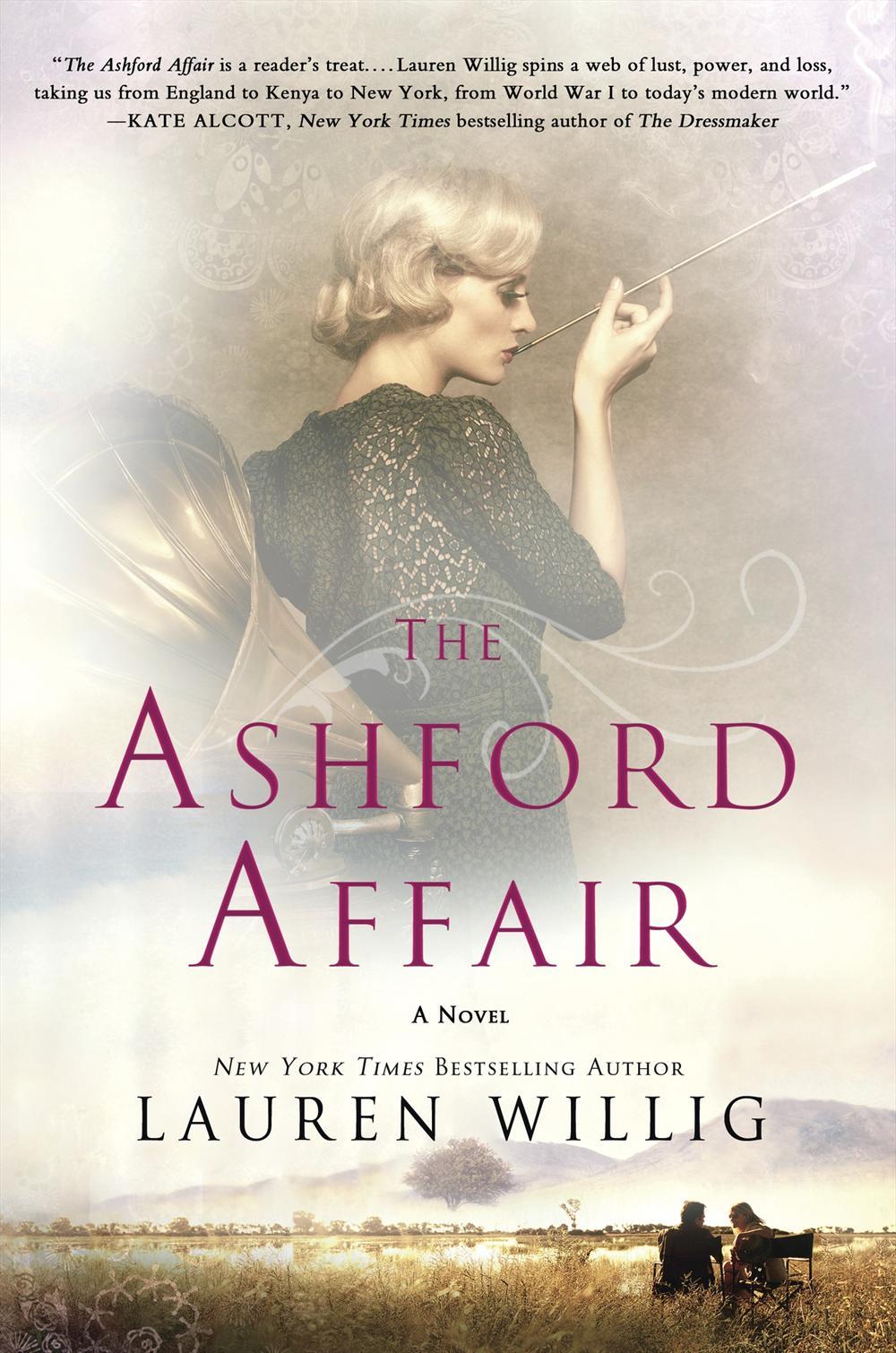 Review: The Ashford Affair By Lauren Willig