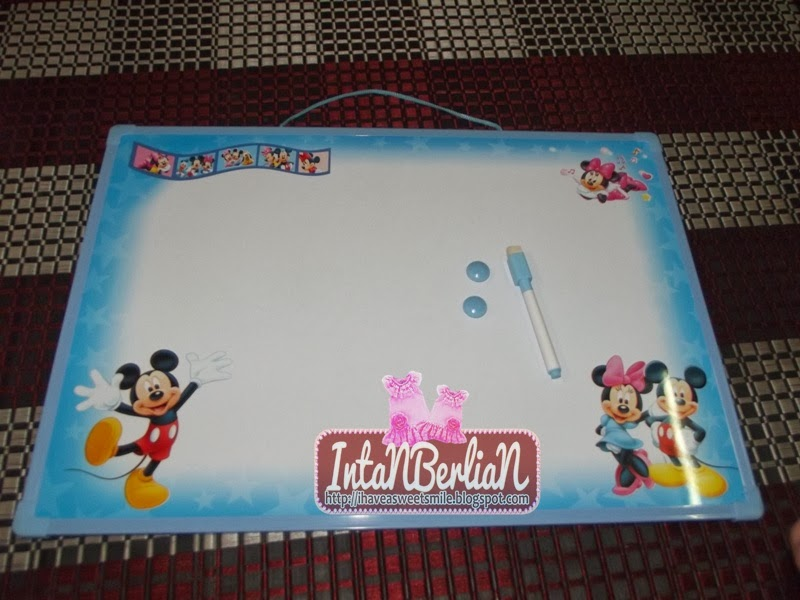 Whiteboard Mickey Mouse