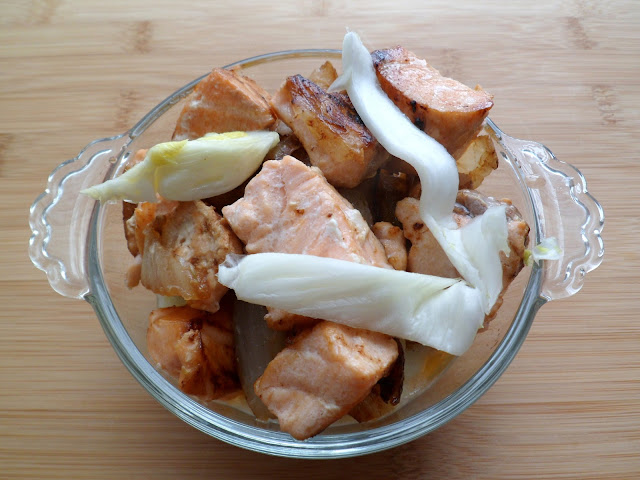 Les crocs du loupinet samoussas saumon raifort for Cuisine 0 crocs