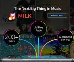 تعرف على خدمة Milk Music المقدمة من سامسونج