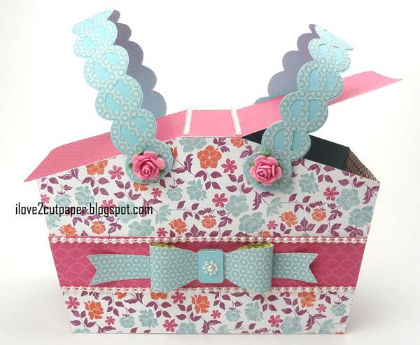 Picnic Basket cutting file, svg, wpc, 3d crafts, ilove2cutpaper, pazzles, pazzles vue, pazzles craft room, pazzles inspiration