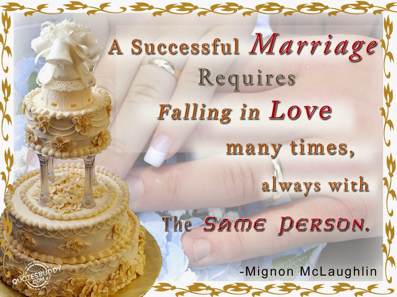 Marriage Quotes - Motivational Pictures