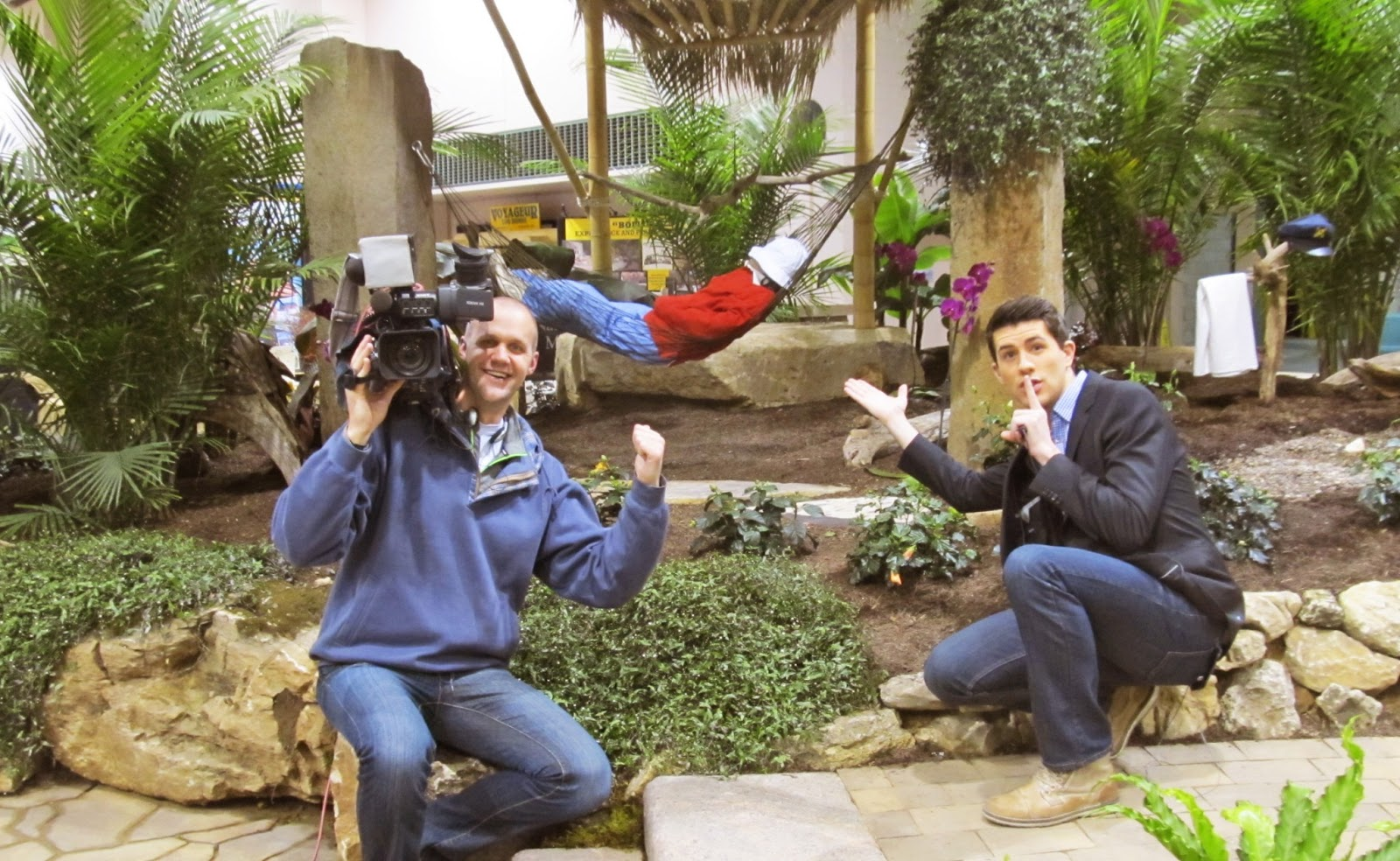 The Theme Of The 2013 Minneapolis Home + Garden Showu0027s Feature Gardens Is  Classic TV!