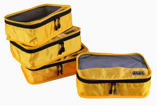 The Dot & Dot Small Packing Cubes