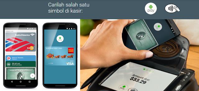 Google Luncurkan Android Pay, Bayar Tagihan Menjadi Lebih Mudah Dengan Smartphone Android