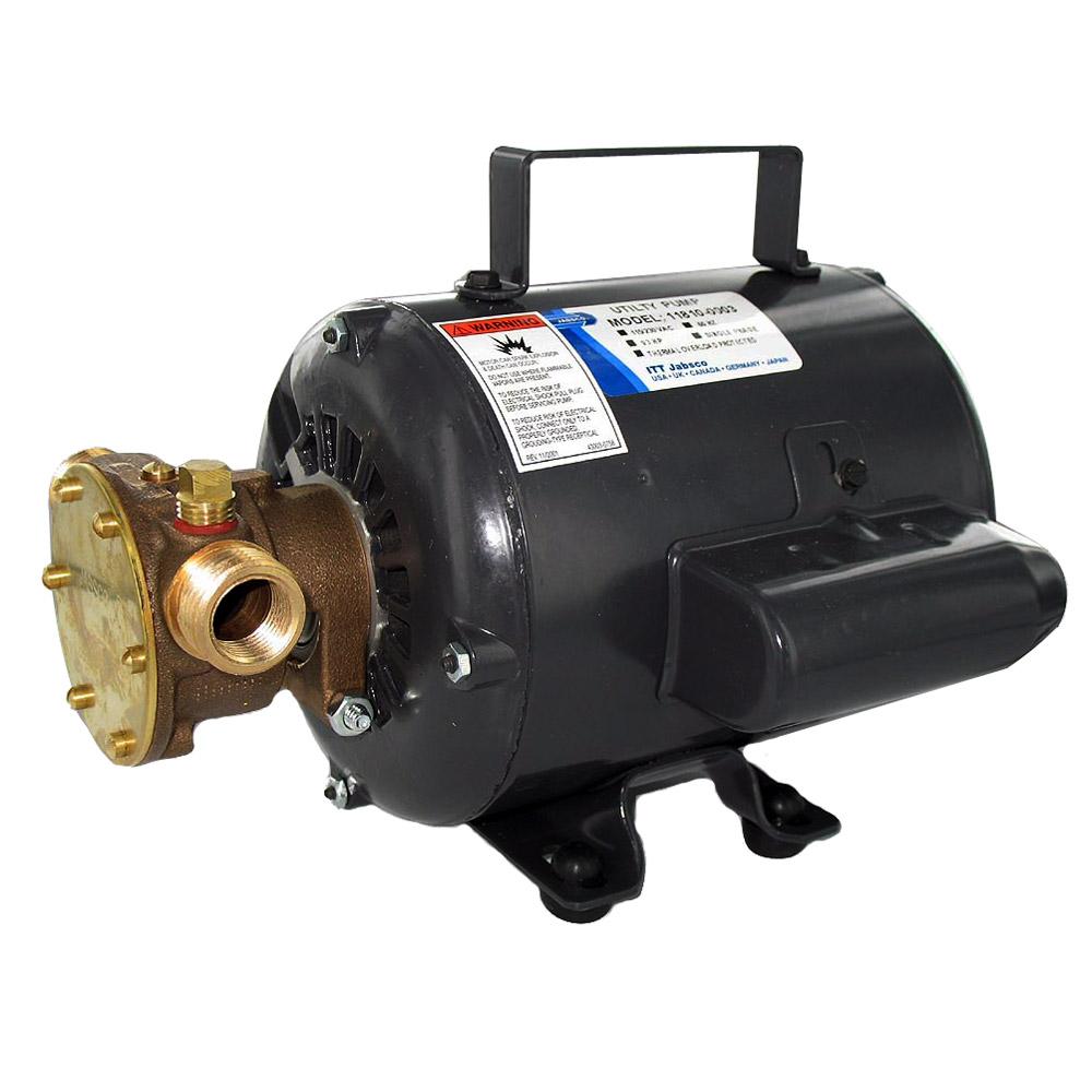 Ac Motor Speed Picture Jabsco Ac Motor Pump