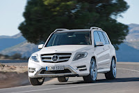 New 2012 Mercedes Benz GLK X204 Upgrade Official High Resolution Picture