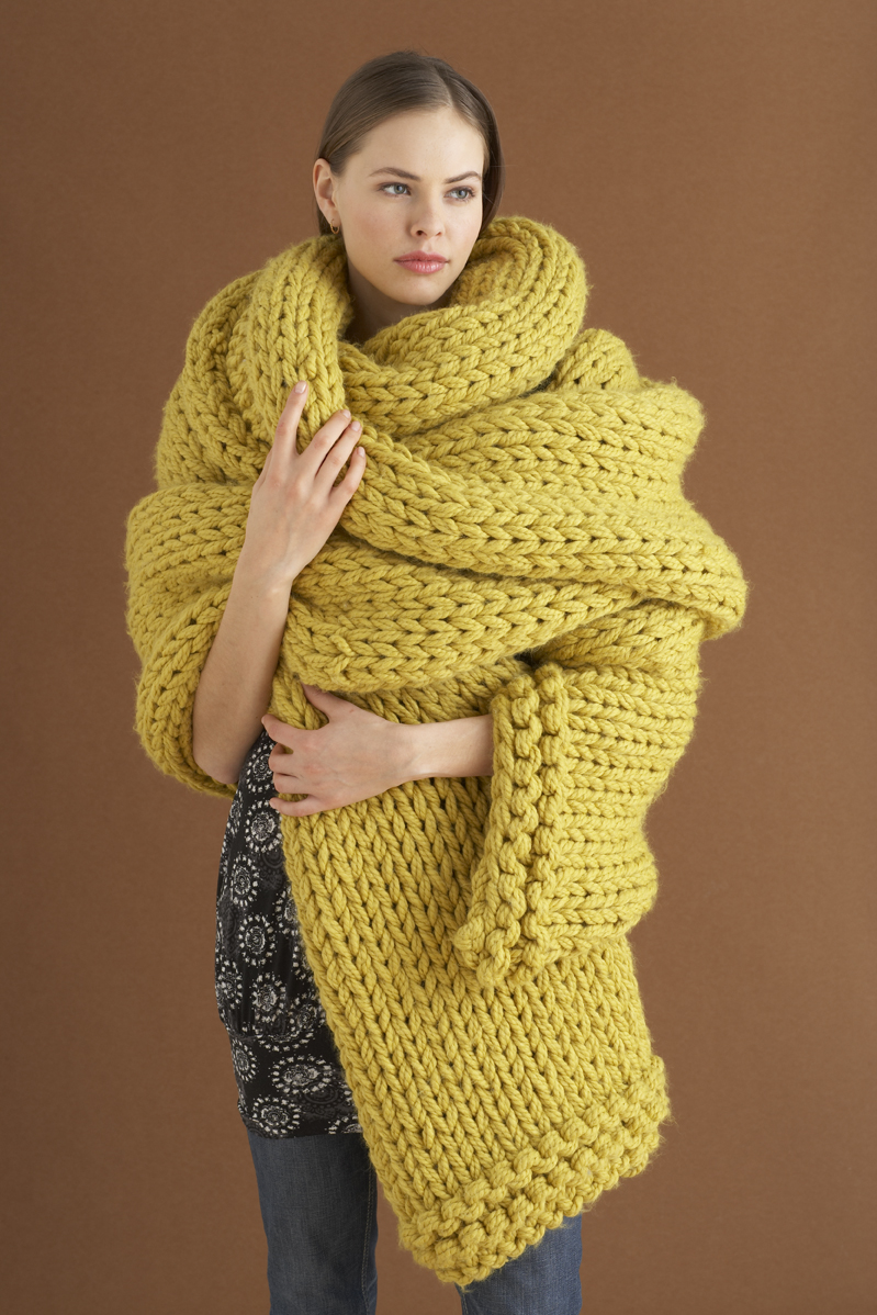 Knitting Patterns For Big Scarves : pocketful of pretty: slightly obsessed...big chunky knits