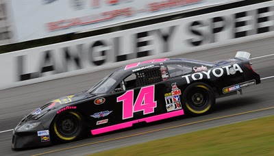 Langley Speedway hosted the NASCAR Drive for Diversity Combine