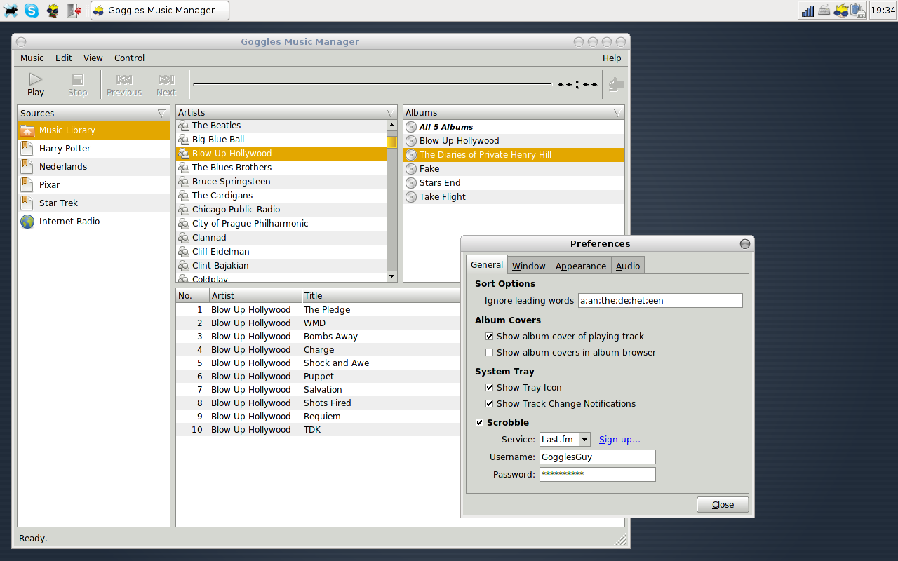 download music manager