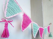 Guirnalda a crochet